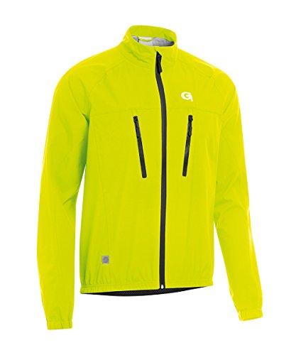 Gonso Herren Tedesco He-Allwetter-Jacke, gelb, L