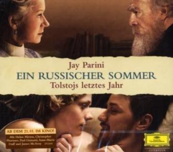 Ein russischer Sommer (Das Hörbuch zum Kinofilm)