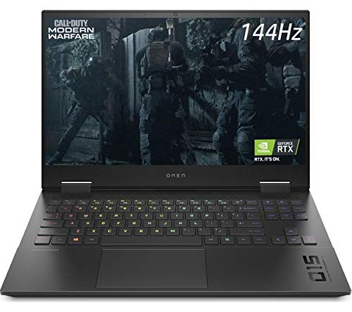 HP OMEN 15-ek0502na 15.6' Gaming Laptop (17G14EA#ABU) - Intel Core i7, RTX 2070, 1 TB SSD