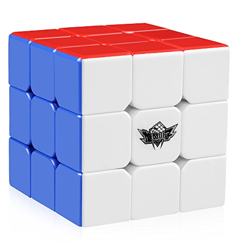 Cyclone Boys Xuanfeng Speed Cube 3 x 3 x 3 - Puzles sin pegatinas (57 mm)