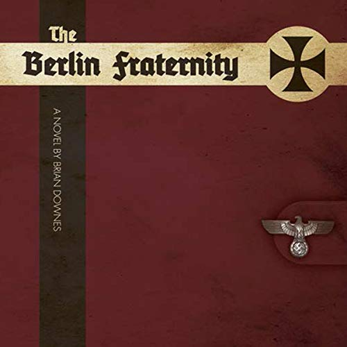 The Berlin Fraternity audiobook cover art