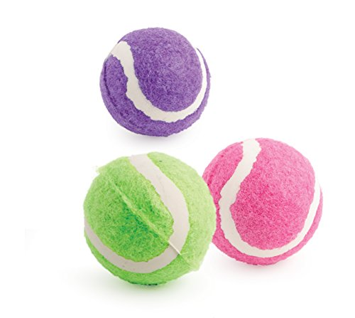 Ancol Pequeños Bite Pelota de Tenis