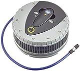 Michelin 92412 Compresor de Alto Rendimiento Digital con LED y Manómetro Desmontable