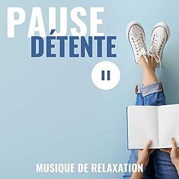 Pause détente: Musique de relaxation à la maison ou loisir en plein air