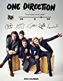 One Direction Calendar 2022: One Direction 2022 Planner with Monthly Tabs and Notes Section, One Direction Monthly Square Calendar with 18 Exclusive Photos