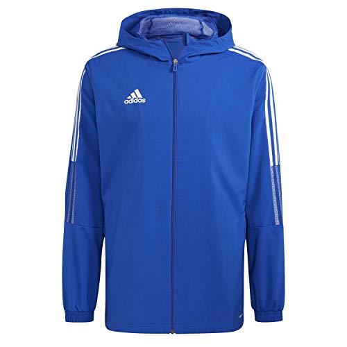 adidas GP4963 TIRO21 WB Jacket Mens Team Royal Blue M