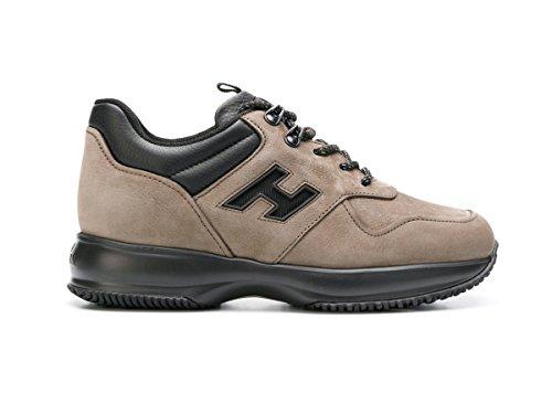 Hogan Schuhe herren Interactive Running Winter Shoes for Men Sneaker *, Beige - beige - Größe: 8