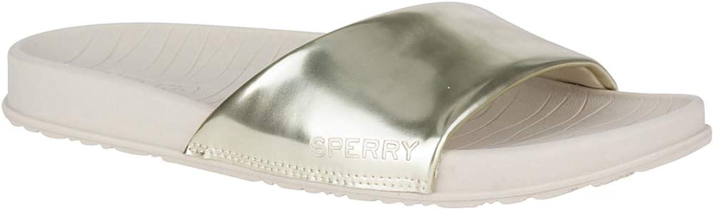 Sperry Womens Shell Slide Sandal