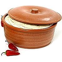 Norpro Pancake Tortilla Waffle Bread Keeper Food Server Warmer Dishwasher Safe