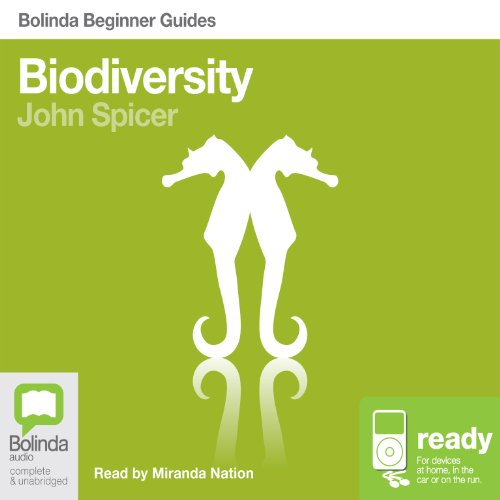 Biodiversity: Bolinda Beginner Guides cover art