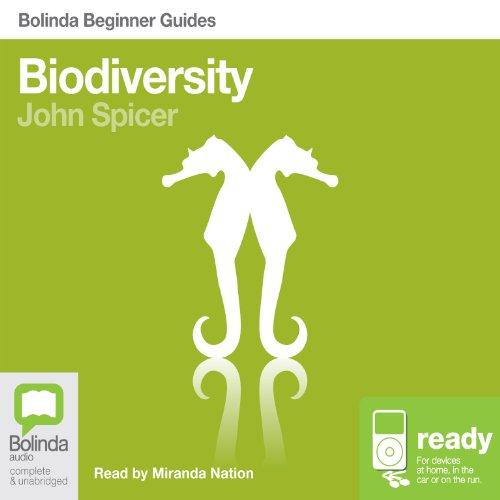 Biodiversity: Bolinda Beginner Guides audiobook cover art