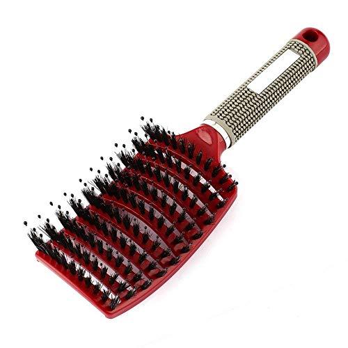 DGDF Frauen Haar Scalp Massage Comb Brillen Nylon Haarbürste Nass Curly Detwinkel Haarbürste für Salon Haarpflege Styling Tools