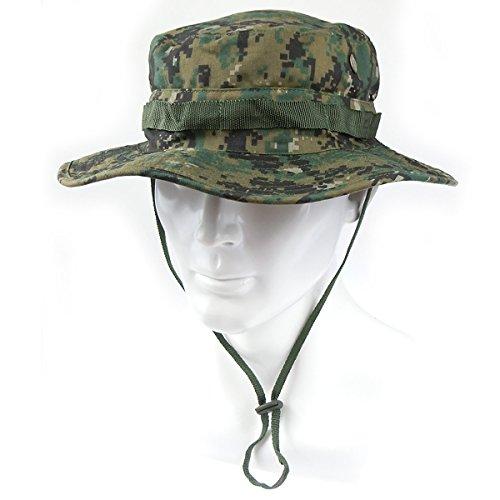 ATAIRSOFT Airsoft Tactical Boonie Hat Cap Camping Digital...