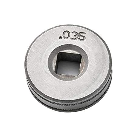 Tool Parts 1 Pcs 25mm Diameter Wire Feed Drive Roller Roll Wheel .030-.035 For Mig Welders Durable