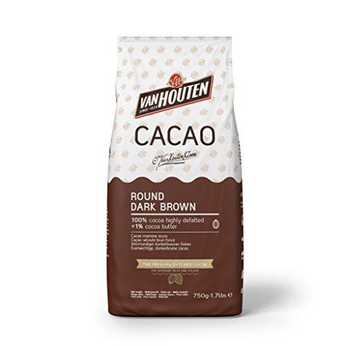 cacao altamente sgrassato Van Houten