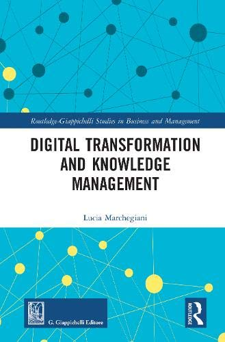 Digital Transformation and Knowledge Management Front Cover