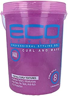 Eco Styler Firm Hold Gel (Pink) Size: 5lb
