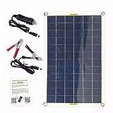 KU Syang Panel Solar PoliviníLico de CéLulas Solares con Salida...