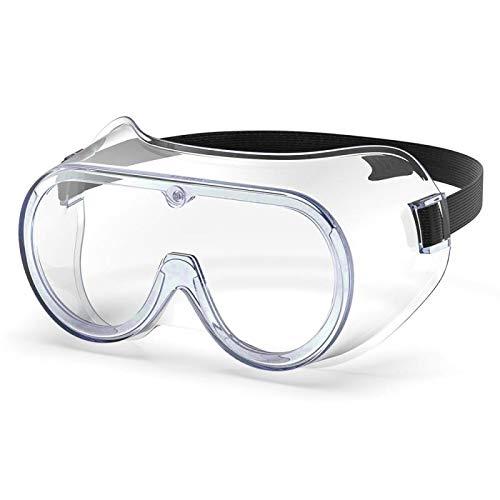 Occhiali protettivi di sicurezza occhiali di sicurezza occhiali di protezione contro gli occhi fluidi di sicurezza occhiali da lavoro di sicurezza anti appannamento