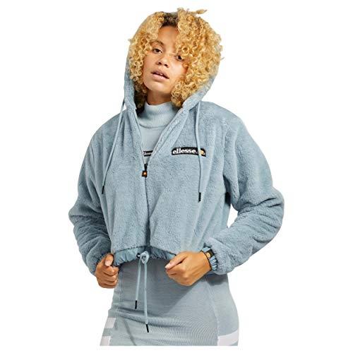 Ellesse Reidi Jacket Chaqueta, Mujer, Blue, XL