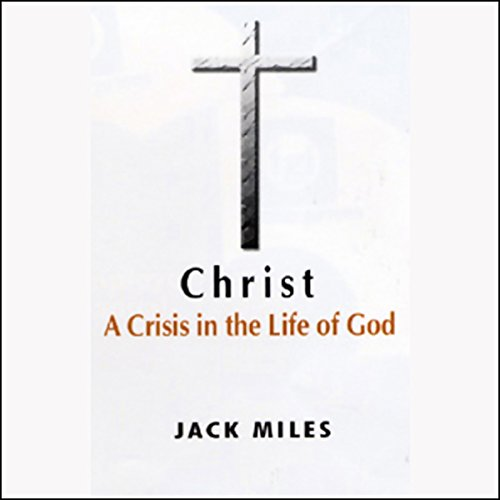 Christ audiobook cover art