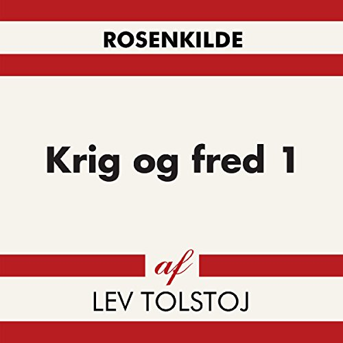 Krig og fred 1 Audiobook By Lev Tolstoj cover art