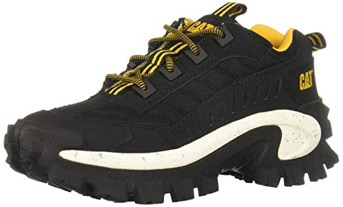 Caterpillar Casual Intruder Black Men's 7, Women's 8.5 Wide