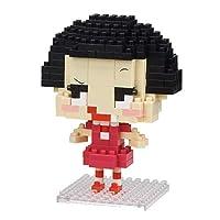 ナノブロック キャラナノ 「チコちゃんに叱られる!」 チコちゃん CN-01