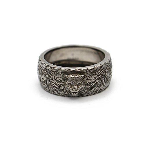GUCCI GATTO ring 10 mm YBC433571001022