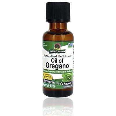 Natures Answer Oil of Oregano, 1Oz