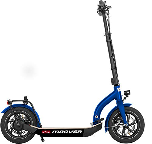 Metz Moover E-Scooter (Special Edition) blau