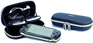 BECO PSP-scatola per portatili PSP-console di gioco, maglia-Materiale interno nero per accessori, con 2 elastici come tito...