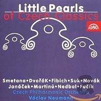 チェコ珠玉の小品集  (Little Pearls of Czech Classics/CPO/Neumann)