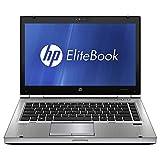HP Elitebook 8470p Laptop webcam optional - Core i5 2.5ghz - 8GB DDR3 - 500GB HDD - DVD - Windows 10 home - (Renewed)