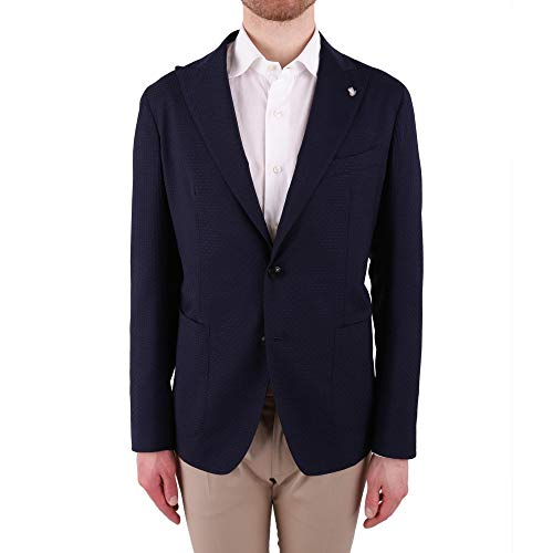 TAGLIATORE Luxury Fashion Herren 1SMC26K15UEG127I1064 Blau Wolle Blazer | Jahreszeit Outlet