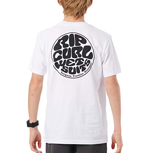 Rip Curl Wettie Essential Camiseta de manga corta para niño