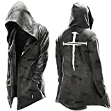 EA-SDN Assassin's Creed - Sudadera con capucha para hombre, para cosplay, 5, medium