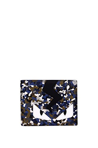 FENDI Bag Bugs Wallet Geldbörsen 7M0169 5X1 F01G1