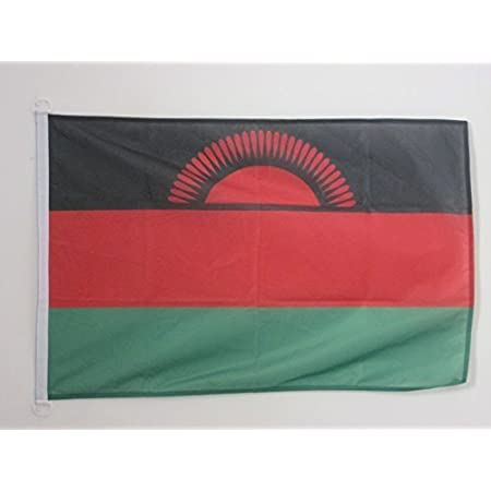 DOMINIKANISCHE BOOTSFAHNE 30 x 45 cm Marine flaggen Top Qualit/ät AZ FLAG BOOTFLAGGE DOMINIKANISCHE Republik 45x30cm