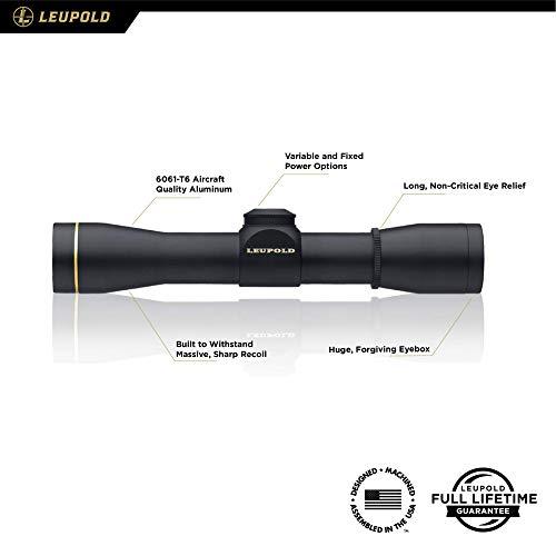 Leupold FX-II Handgun Scope