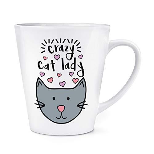 Luna Crazy Cat Lady 0.35l Latte Tasse