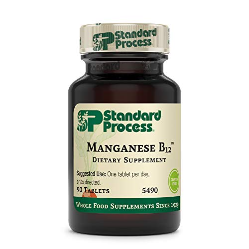 Standard Process - Manganese B12-90 Tablets