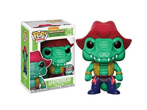 Figure Pop!  Spécialité Leatherhead Tortues Ninja Teenage Mutant