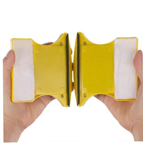 Praktische dubbelzijdige raamreiniger glas magnetische borstel venster stofzuiger collector huiselijk glas reiniger ruitenwisser schoonmaak gereedschap