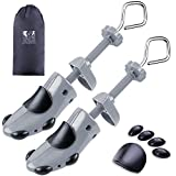 cyrico Shoe Stretcher 4-way Shoe Tree Widener Expanders,Shoes Tree Shape For Men Shoes