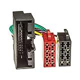 tomzz Audio Cable adaptador de radio 7015-005 para Ford Focus Fiesta C-Max B-Max Kuga Transit Tourneo Landrover según norma ISO