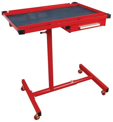 ATD Tools (7012) Mesa de trabajo móvil resistente con cajón