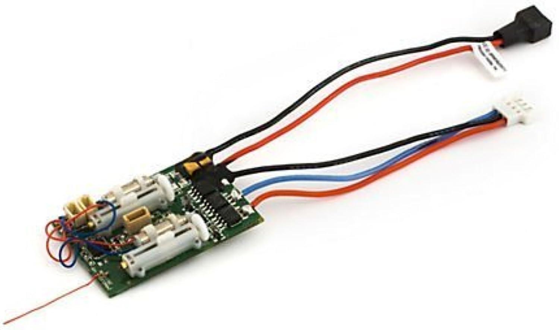 presentando toda la última moda de la calle DSM2 6 Ch Ultra Micro AS3X Receiver BL-ESC BL-ESC BL-ESC by E-flite  cómodamente