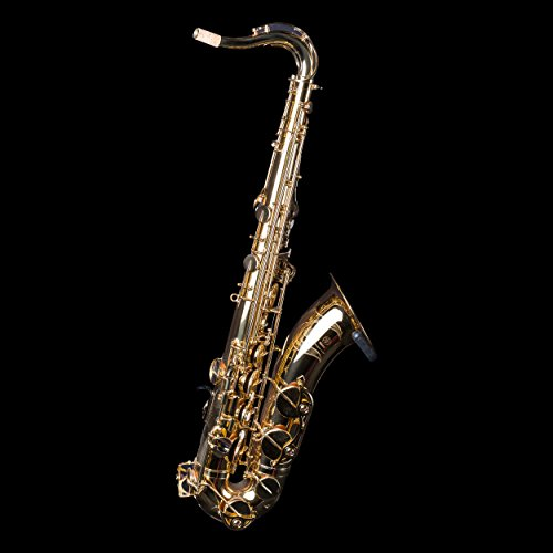 Yamaha yts-480Intermedio BB Saxofón Tenor lacado