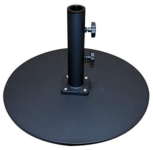 Tropishade Grade Steel Plate Umbrella Base